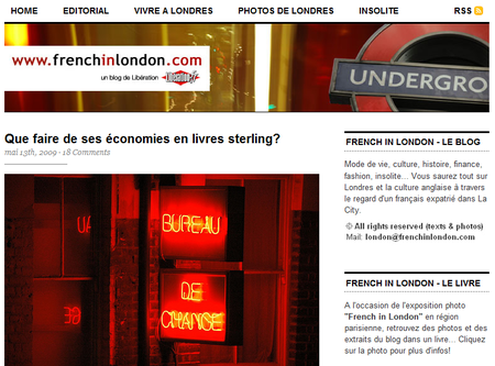 frenchinlondon