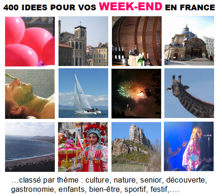 idess week end france