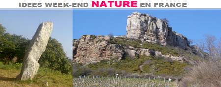 week end nature france