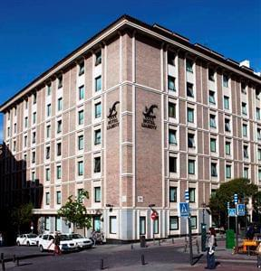 Artemisa tres cruces madrid for Residence hoteliere madrid
