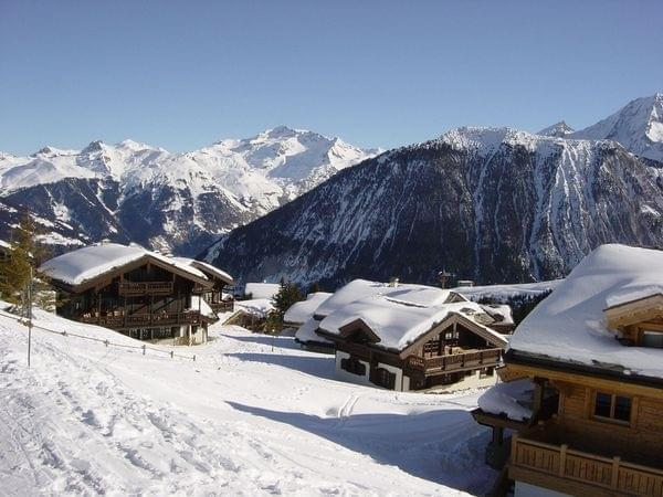 Photo Courchevel, la Savoie en paillettes!