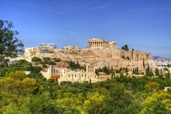 Photo L'histoire de la Grèce... dans ses grandes lignes