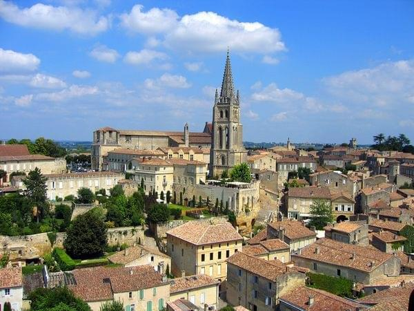 Photo Découverte de Saint-Emilion