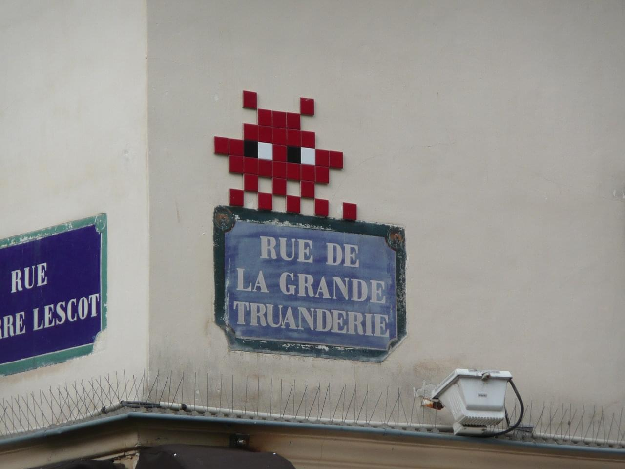 Photo Top 10 des pires noms de rues à Paris