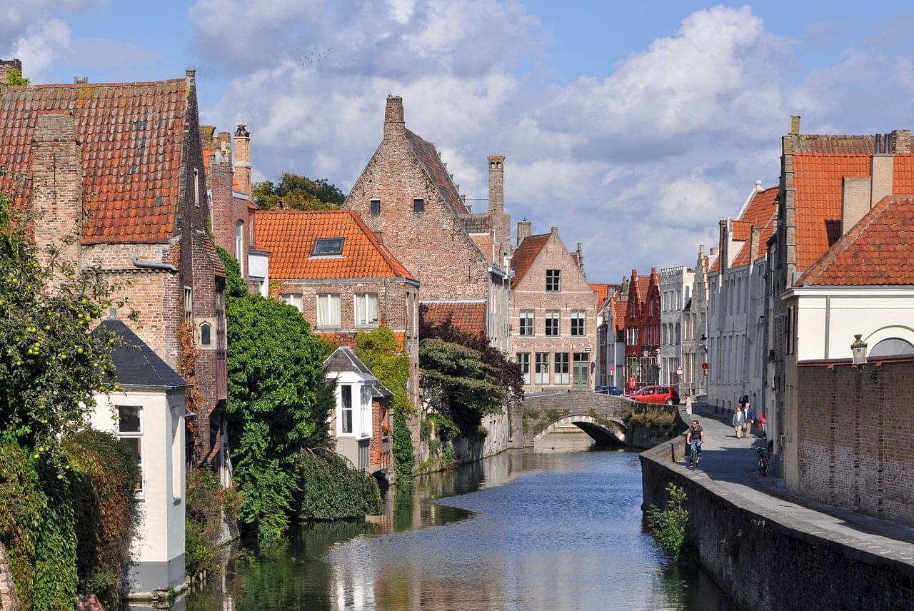 Photo Itinéraire : un grand weekend à Bruges