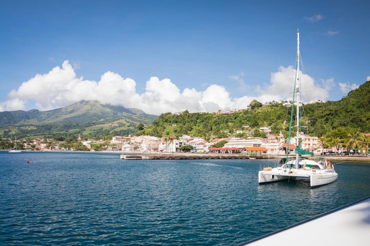 Photo Vol sec pour la Martinique. Conseils pour acheter son billet