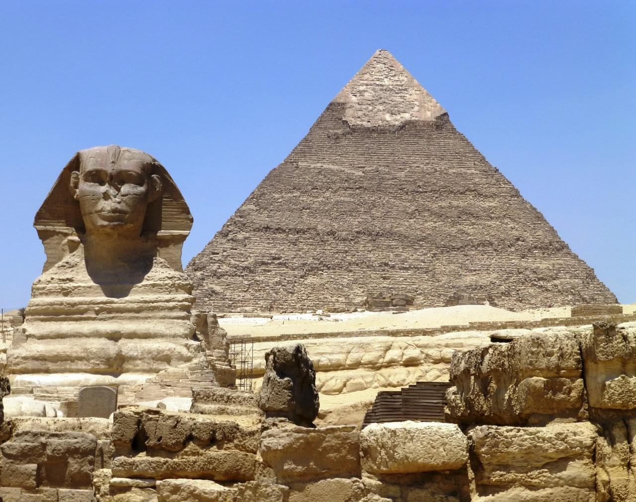 Photo Trouver des promos vols vers l'Egypte