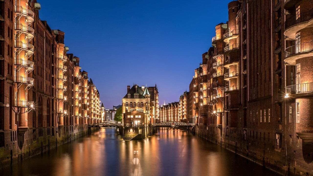 Photo Hambourg : principales activités sur place