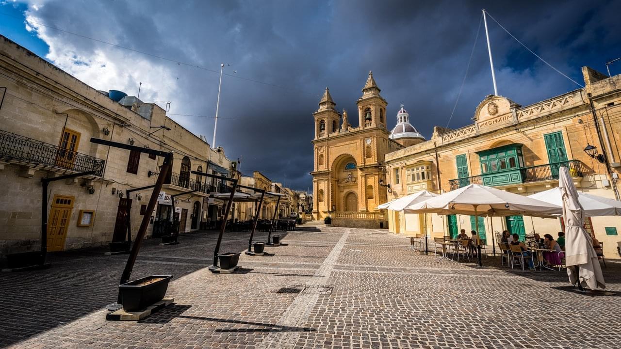 Photo Malte : les principales activités sur place?