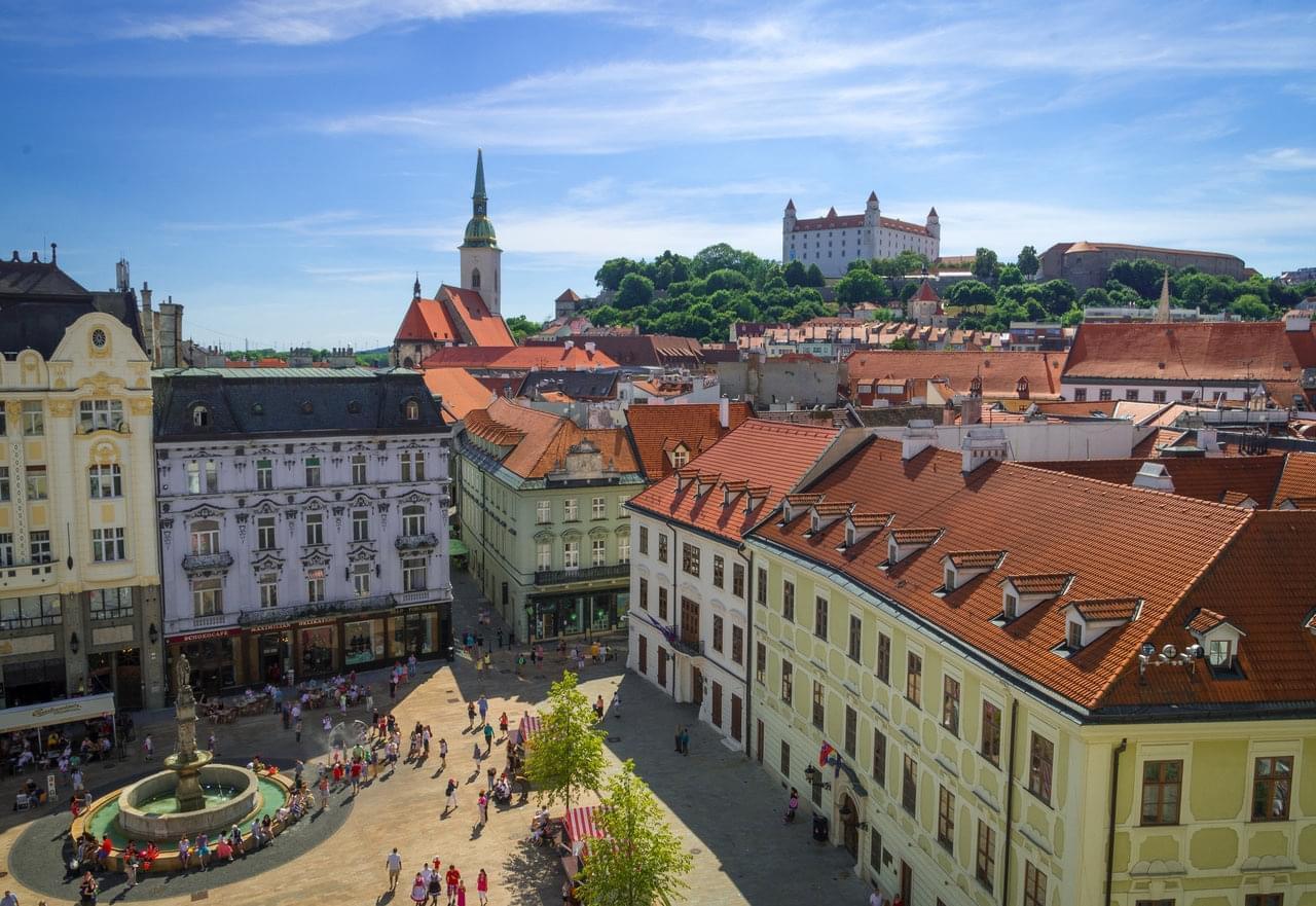 Photo Pour passer un agréable séjour à Bratislava
