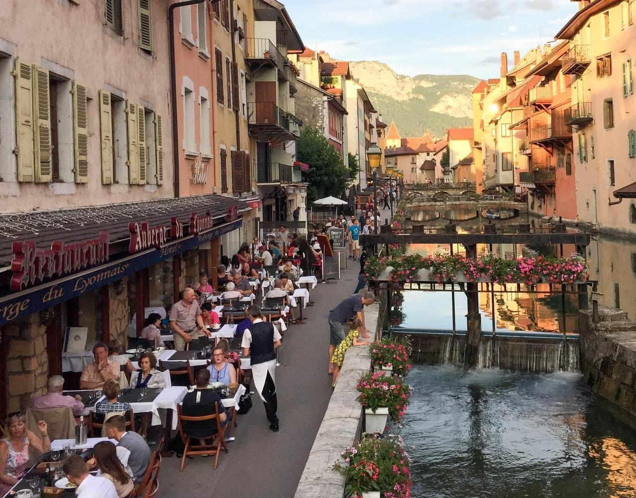 Photo Les restos à Annecy