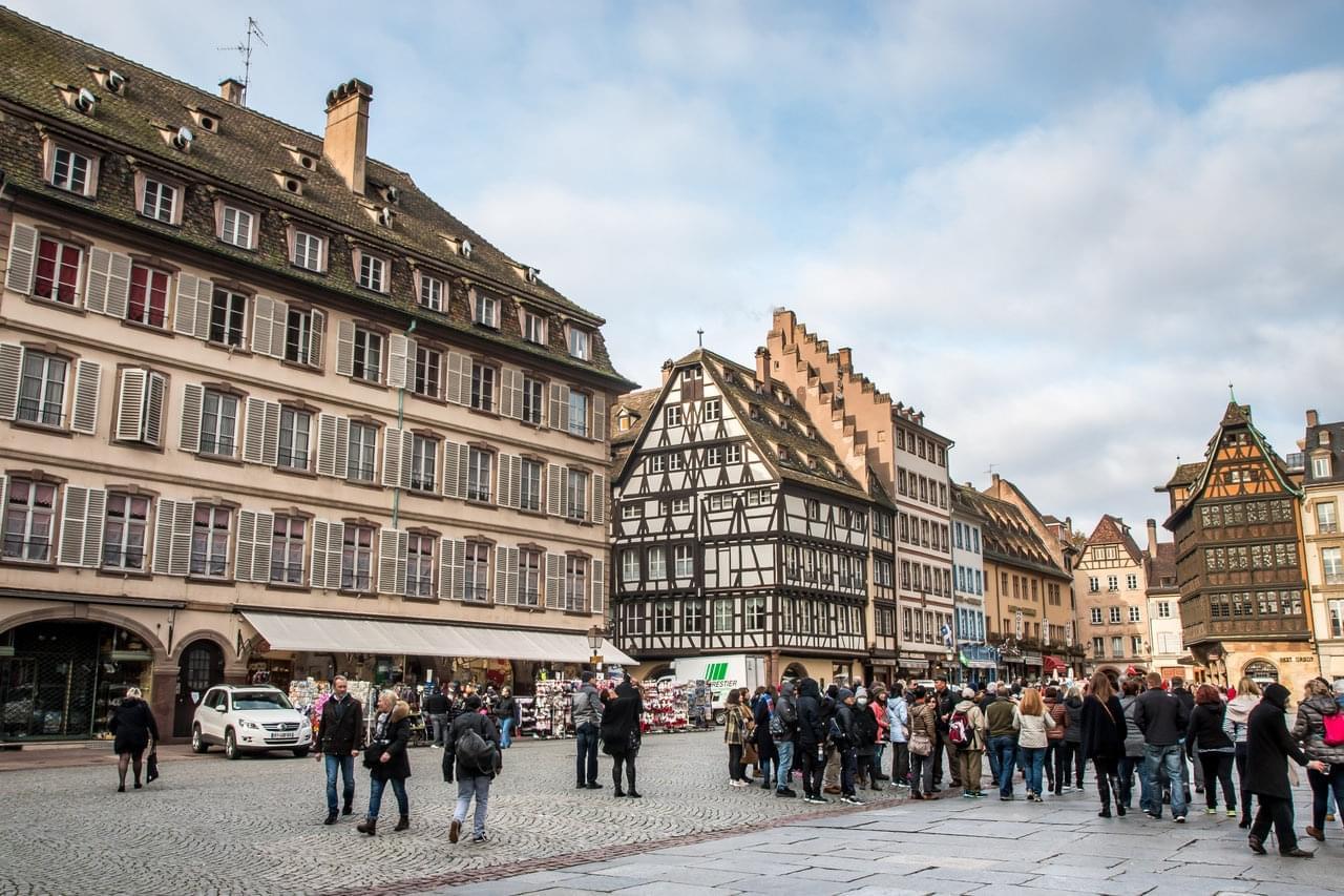Photo Conseils pour préparer quelques jours de weekend à Strasbourg