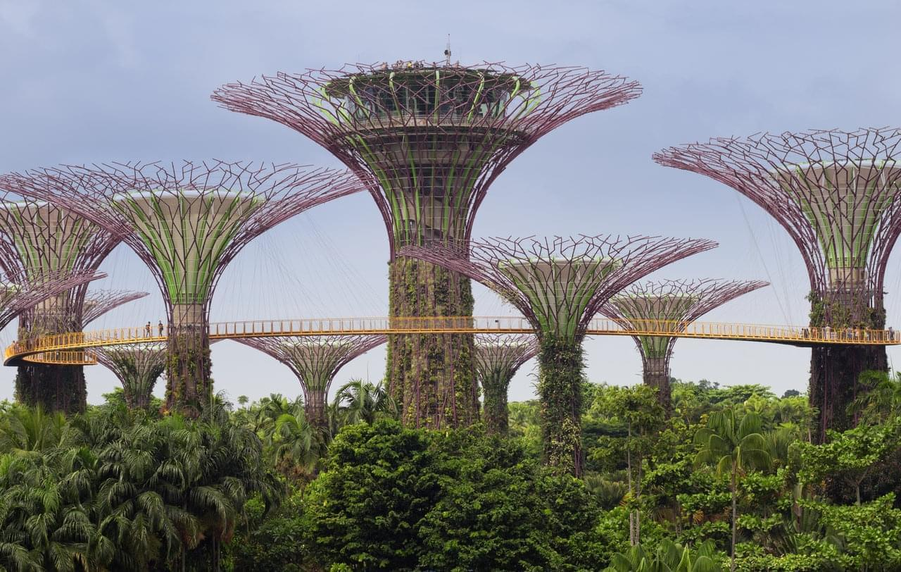 Photo Voyager vers Singapour