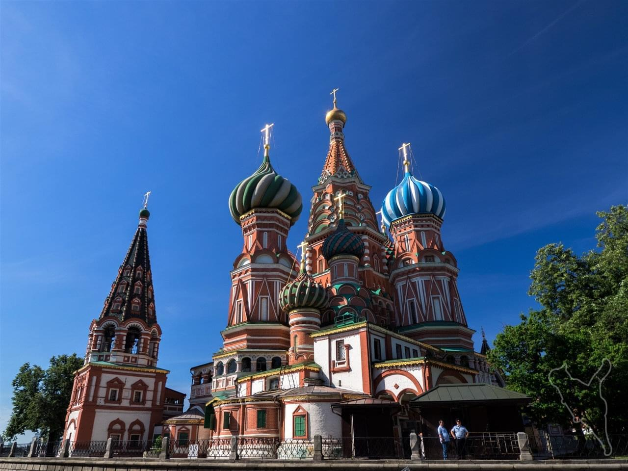 Photo Guide Moscou