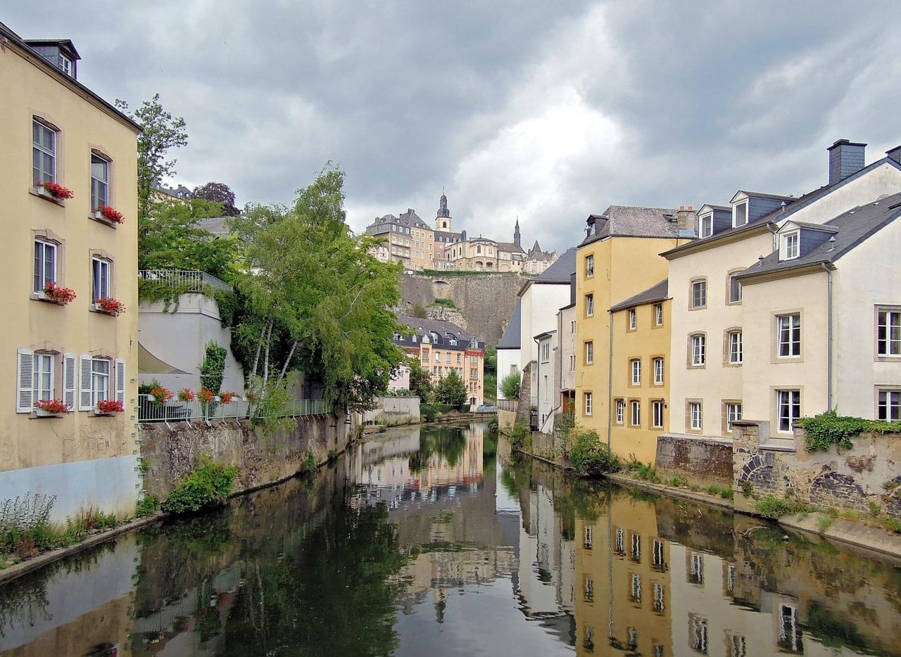 Photo Week end au Luxembourg