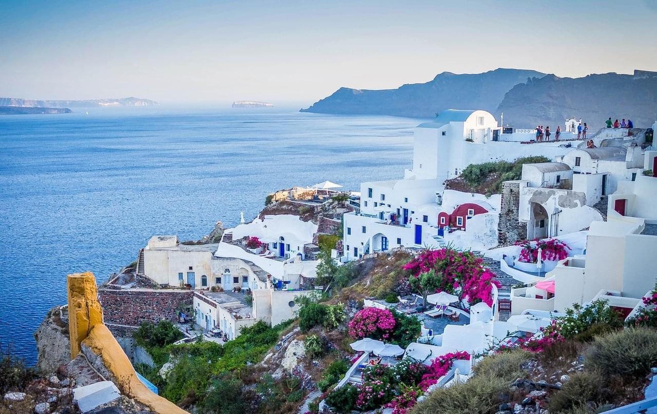 Photo Itinéraire : une semaine dans les Cyclades