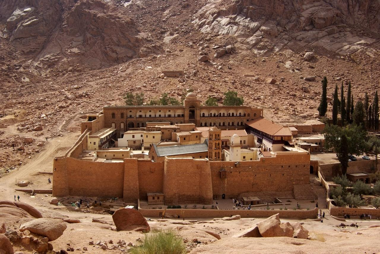 Photo Le top 10 des monuments en Egypte