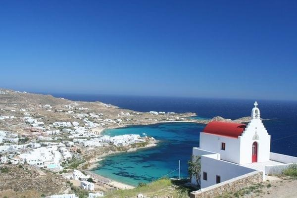 Photo Mykonos une destination très IN