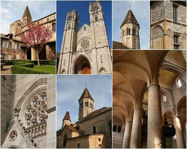 Photo Tournus, escale romane en Bourgogne