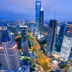 Shanghai (ville de)