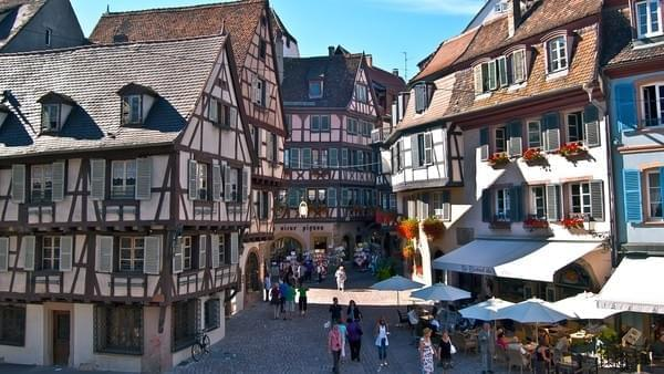 tourisme colmar 19 sites touristiques. Black Bedroom Furniture Sets. Home Design Ideas
