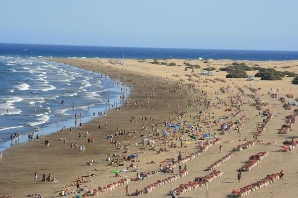 Vacances à Playa del Ingles