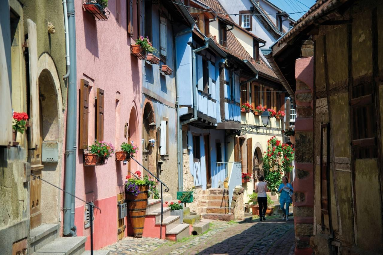 Photo du guide de voyage Plus beaux villages de France