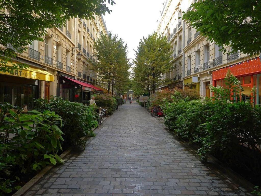 Photo du guide de voyage Balade dans le Marais