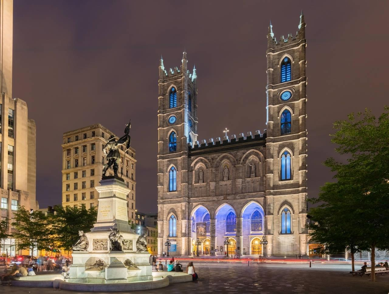 Photo du guide de voyage Montreal et Quebec