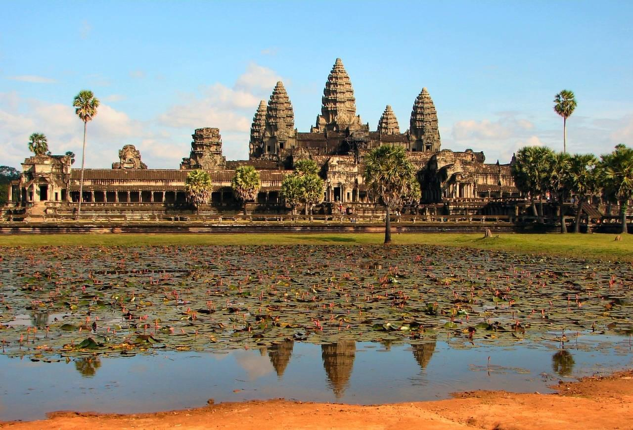 Photo du guide de voyage Angkor