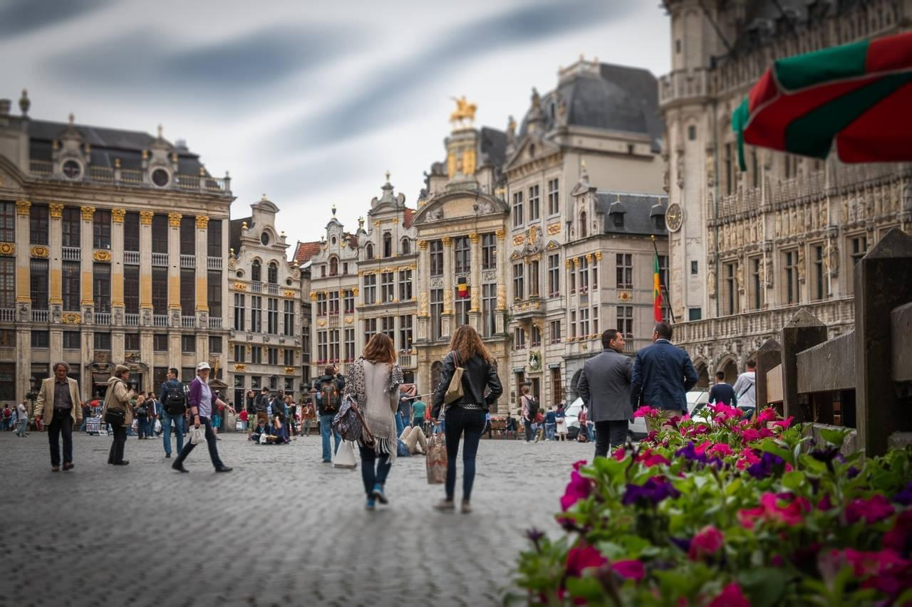 Photo du guide de voyage Belgique