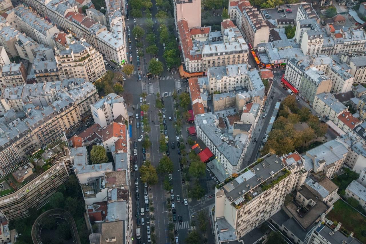 Photo du guide de voyage Rues et places de Paris