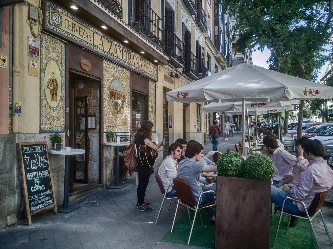 Photo du guide de voyage Top bars de Madrid : ou sortir le soir?