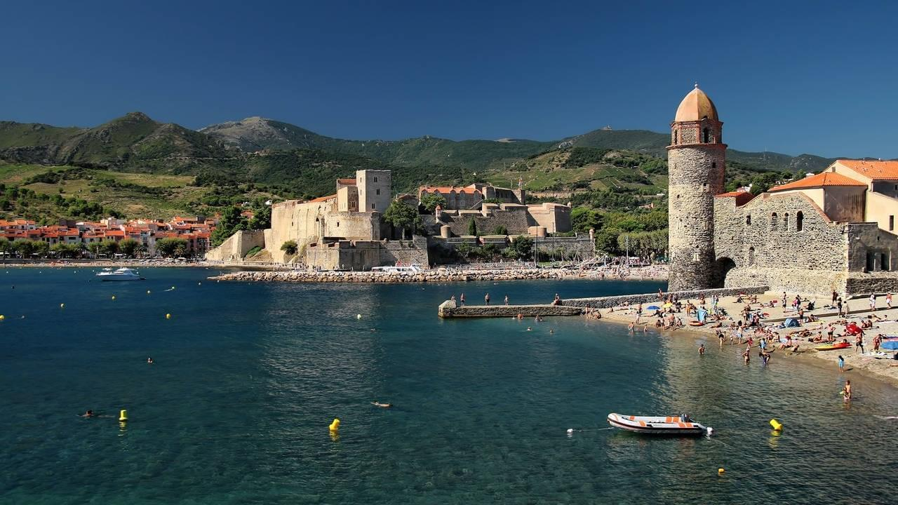 Photo du guide de voyage Collioure