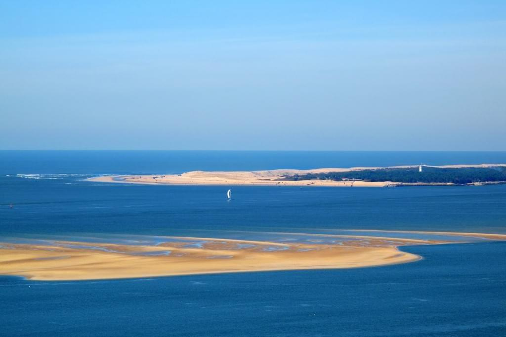 Photo Le bassin d'Arcachon