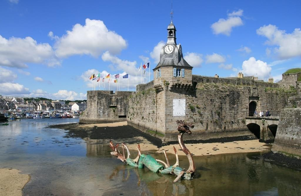 Photo Village de Concarneau