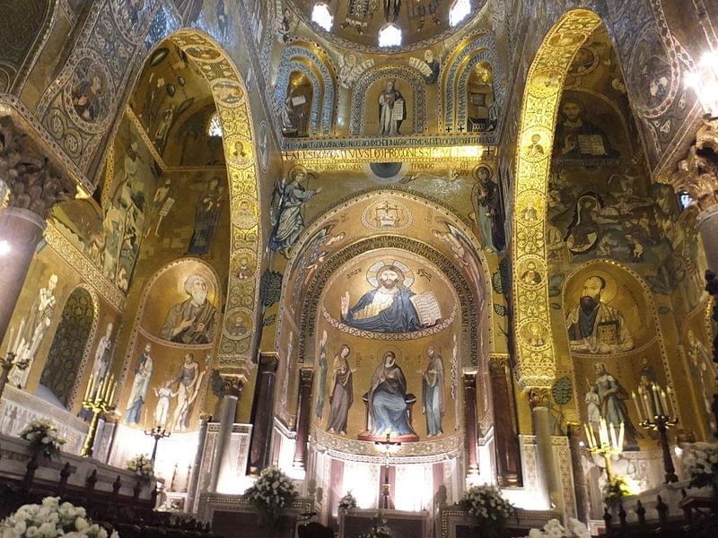 Photo La Chapelle Palatine