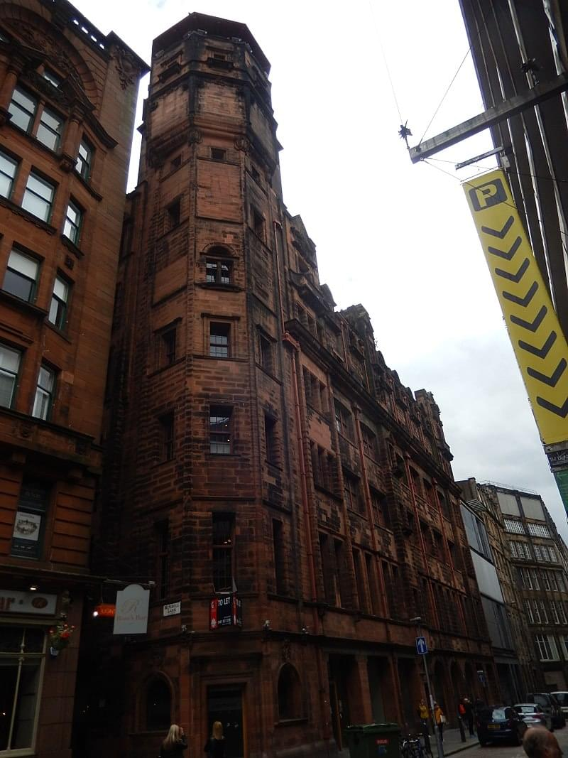 The Lighthouse of Glasgow