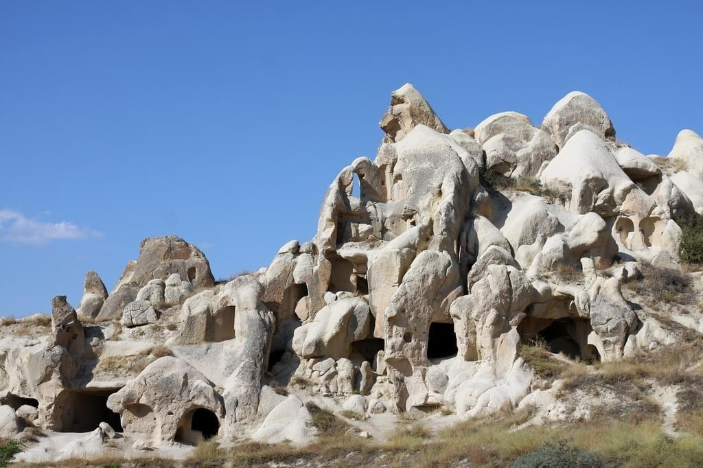 Habitations troglodytes de Göreme