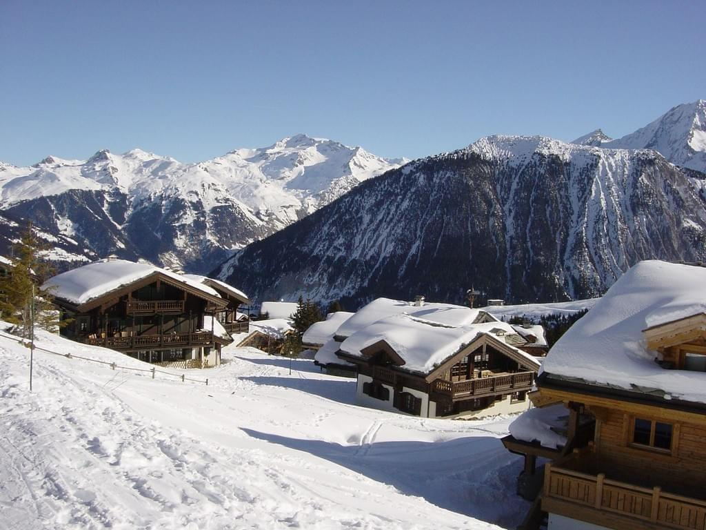 Village de Courchevel