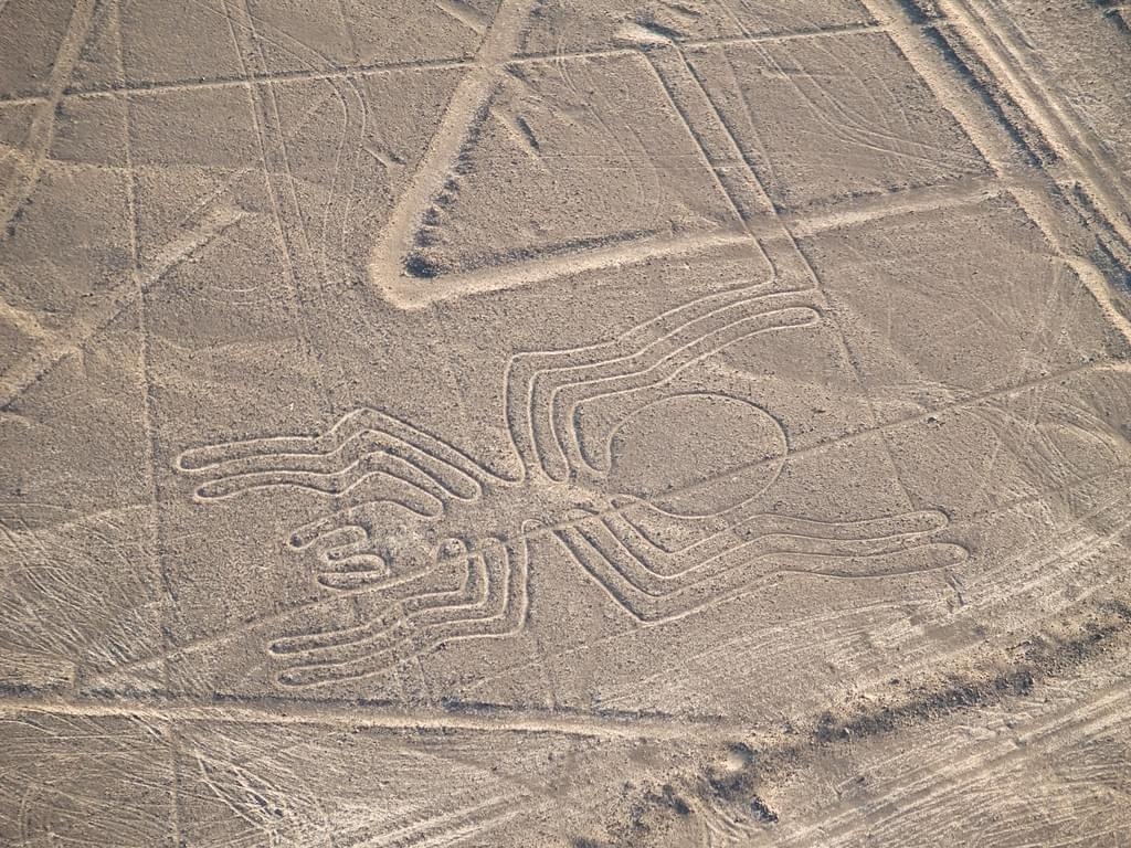 Photo Les géoglyphes de Nazca