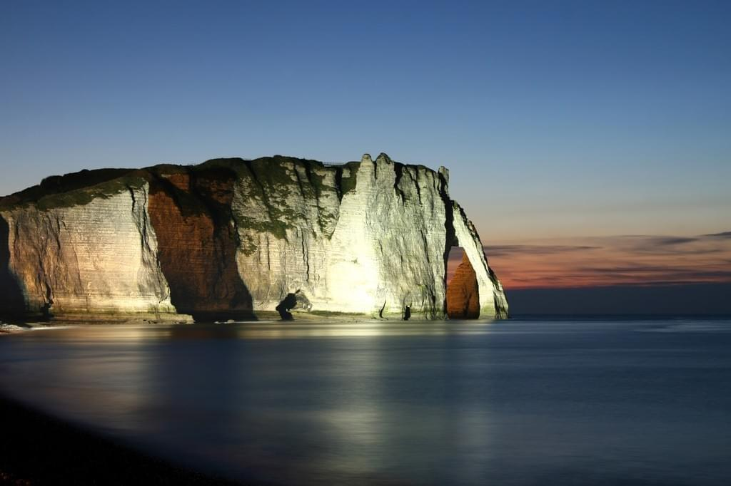Photo Le village - Etretat