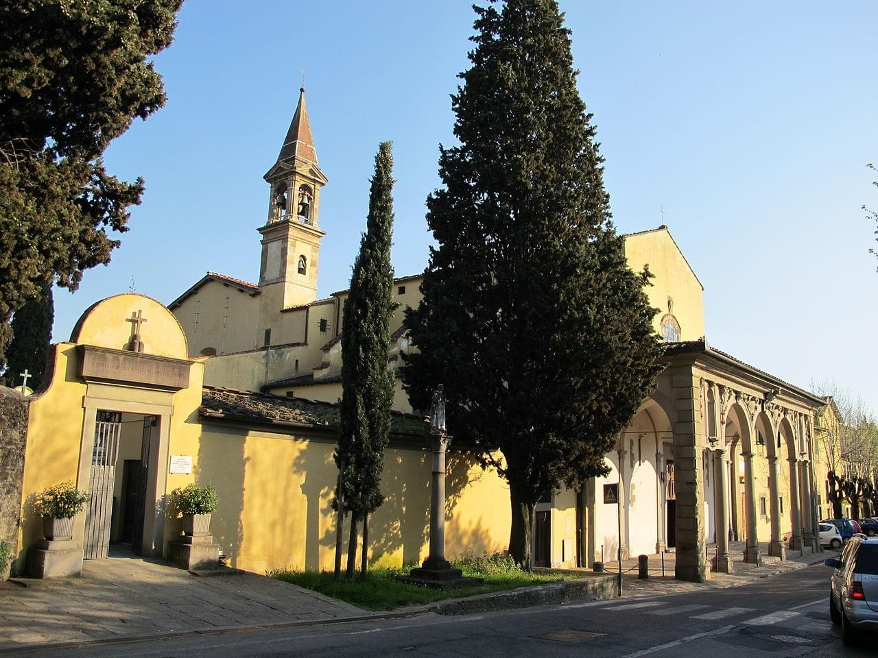 Eglise de San domenico