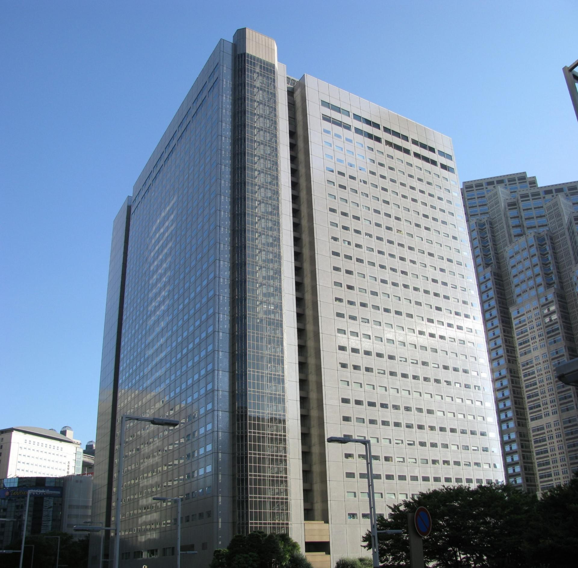 Immeuble Shinjuku NS