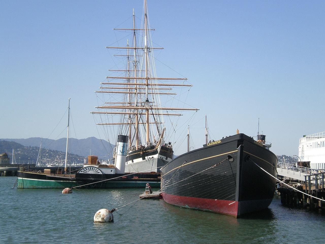 National Maritime Museum of San Francisco