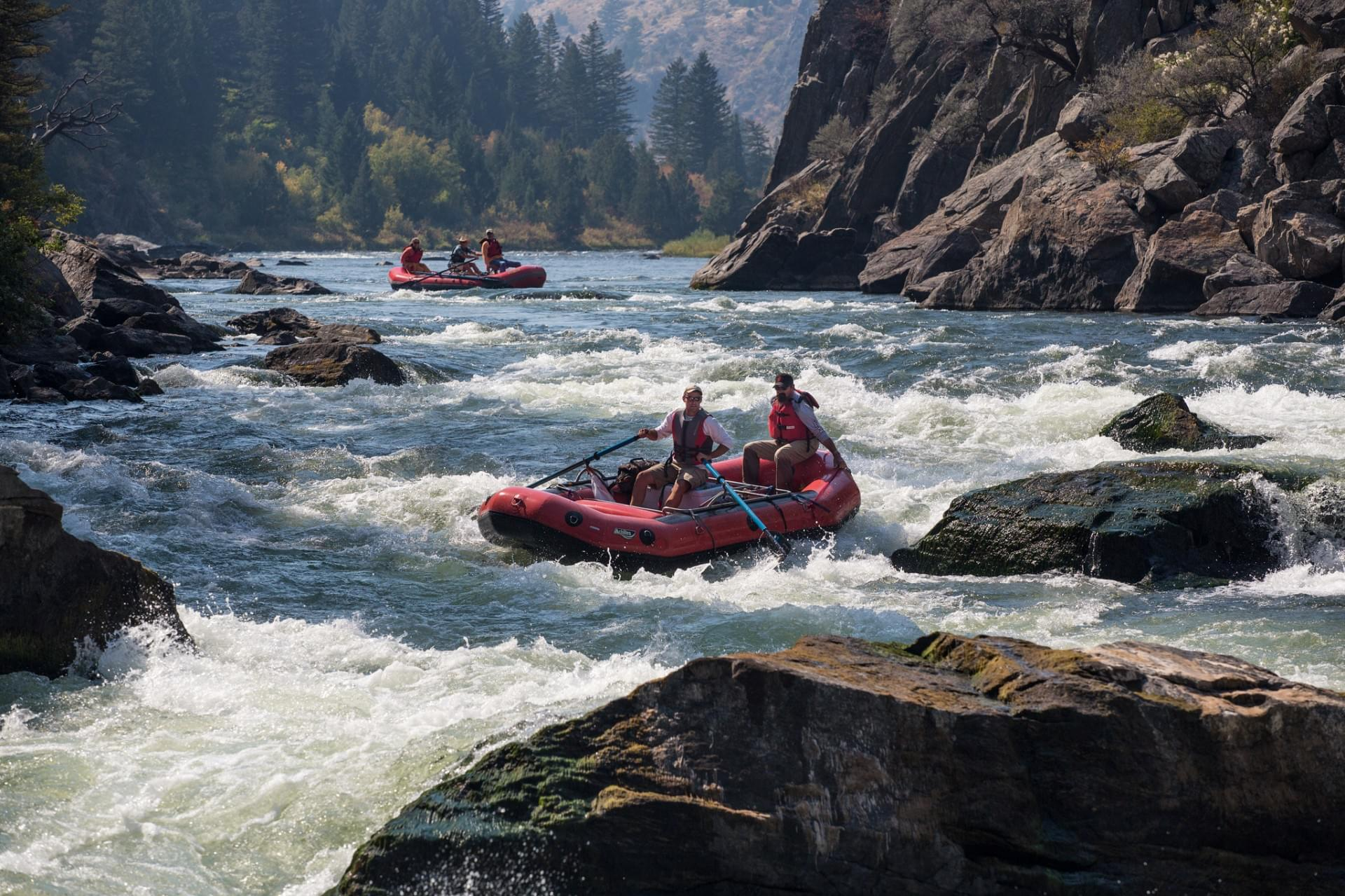 Rafting Adventure au Colorado