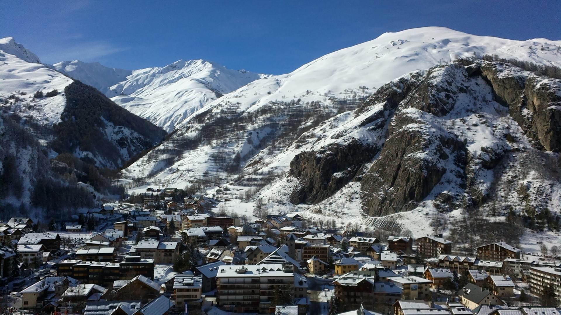 Village de Valloire