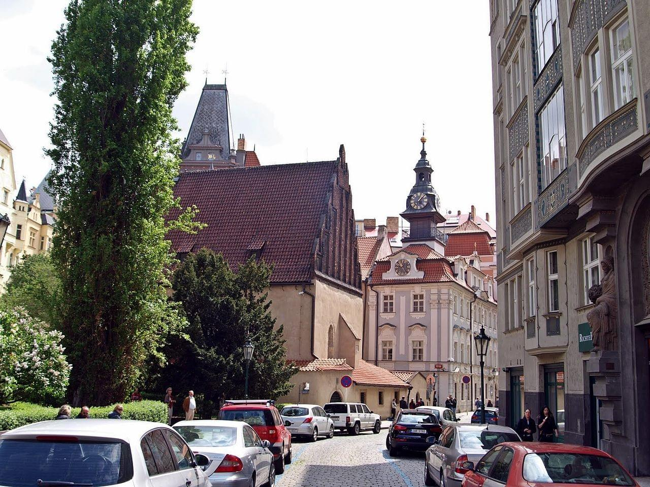 Le quartier juif de Prague