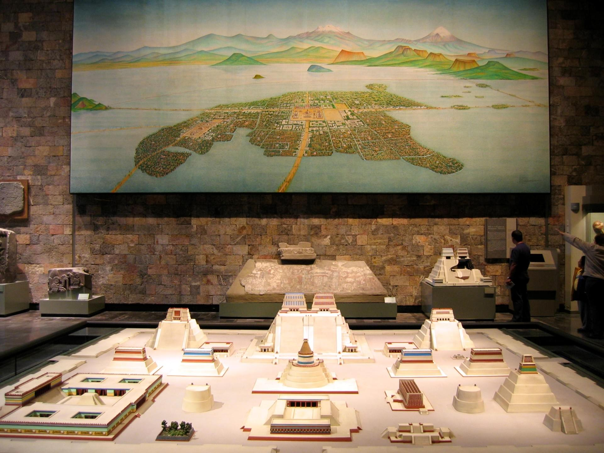 Musée National d'Antropologíe - Mexico