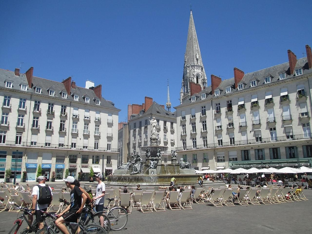 Place Royale de Nantes